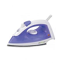 38-SI6-01 - Steam/Spray/Burst Iron - 1200-1600W - Purple & White