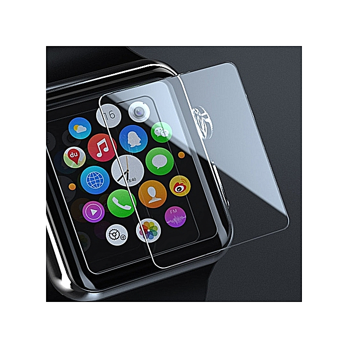 release date: 73baa 0e4fe For iWatch Series 1/2/3 Tempered Glass For Apple Watch 38mm 42mm 2.5D  Curved Edge Screen Protector Film Guard GLAS Protection