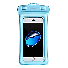 de6125e89ea USAMS YD007 IPX8 Waterproof Touch Screen Gasbag Floating Phone Bag  Shockproof Airbag Bumper Case