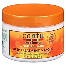 Shea Butter for Natural Hair Deep Treatment