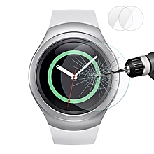 2 Packs Enkay 2.5D Tempered Glass Screen Protector For Samsung Galaxy Gear S2 Classic/3G