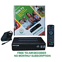 Phelister Free To Air Digital Decoder - Free for Life