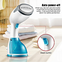 1100W Portable Handheld Garment Clothes Fabric Steamer Iron Steam Wrinkle Remove