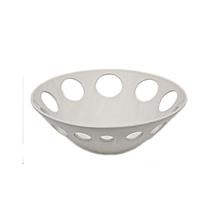 Decorative Bowl - White