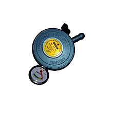 13Kg Universal Gas Regulator With Gauge-Blue