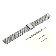 18mm Milanese Stainless Steel Watch Band For LG Watch Style SL