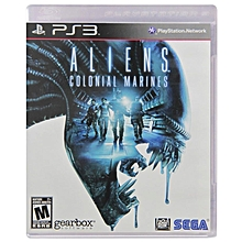 PS3 Game Aliens Colonial Marines