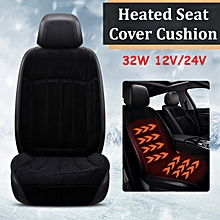 173594803733 12V/24V Car Auto Seat Cover Cushion Cooling Warm Heated Pad