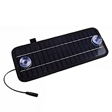 12V 4.5W Portable Power Solar Panel Battery Charger For Car Boat Motorcycle