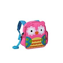 Toddler Backpack, Preschool Backpack, Schoolbag for Kids, Lunch Box Carry Bag for Age 1-6 Years Boys Girls