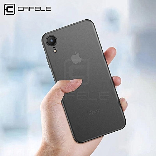 best sneakers 830bf d2234 CAFELE Case For iPhone X XR XS Max Cases Silicone TPU Ultra Thin Fashion  Luxury Cover BQQQ-Q