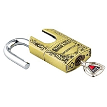 Anti-Theft Security Padlock