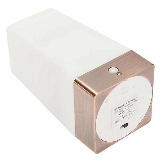 Wireless PIR Motion Sensor Battery Operated LED Night Light Lamp