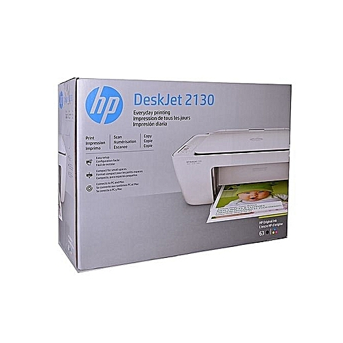Strange Deskjet 2130 All In One Printer White Download Free Architecture Designs Grimeyleaguecom