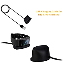 USB Charging Charger Cable Bracelet Wristband For Fit2 R360