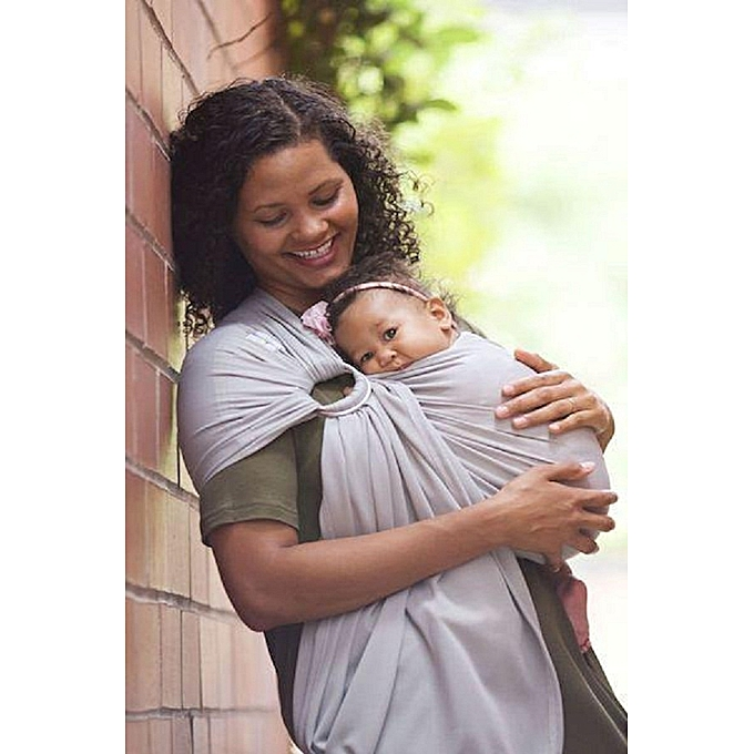 Buy Generic Breathable Beachfront Baby Sling Soft Baby Carrier Baby