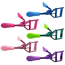 Eyelashes Curler Stainless Steel Eye Lash Curling Clip Women Beauty Makeup Tool-Random Color