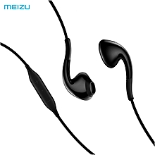 EP2X Music In-ear Earphones with Mic On-cord Control-BLACK
