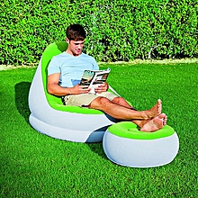 Multi-Max-Air Couch Chair - Green