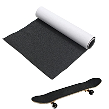 Perforated Grip Tape Sand Paper Skateboard Skate Scooter Sticker 81 cm * 22 cm