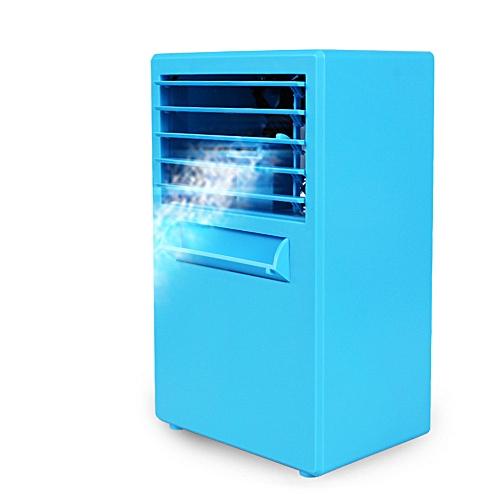 Portable Air Conditioner Fan Mini Evaporative Air Circulator Cooler Humidifier