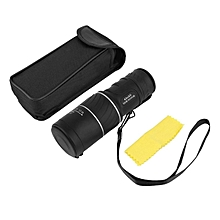 OR 40x60 Day&Night Vision Optical Monocular Telescope for Hunting Camping Hiking-black