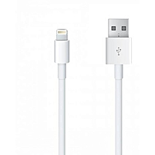 MD818ZM/A - Lightning to USB Cable (1m) - White