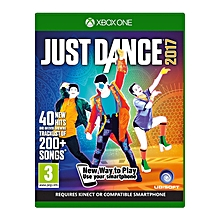 XBOX 1 Game Just Dance 2017