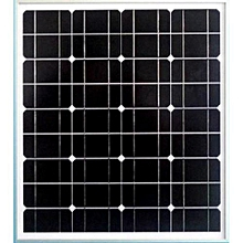80 Watts 12 Volts Mono-crystalline Solar Panel - Multicoloured
