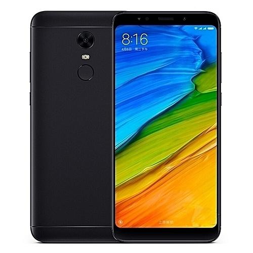 Xiaomi Redmi Note 5 Plus 64GB Dual Sim, Camera 4GB RAM 5 99 Inch Display