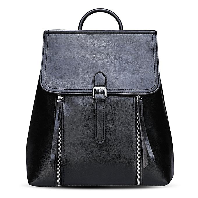 530cb2b87 Generic Women Light Luxury Youth Versatile Backpack Travel Bag for ...