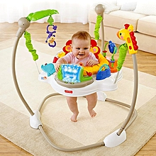 Bouncing Baby Walker/Happy Jungle Jumper-Multicolor