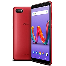 Tommy 3 Plus 5.45-inch (2GB, 16GB ROM) Android 8.1 Oreo, 13MP + 5MP, 2900mAh, Dual Sim 4G LTE Smartphone - Red