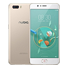 Mobile Phone 5.5 Inch FHD Snapdragon MSM8953 octa-core 2.0GHz 4G LTE 4GB 64GB 13.0MP Touch ID - Champagne Gold