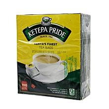Pride Economy 100Tagged Tea Bags200g
