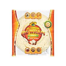6 Tortillas Big Wraps 25cm