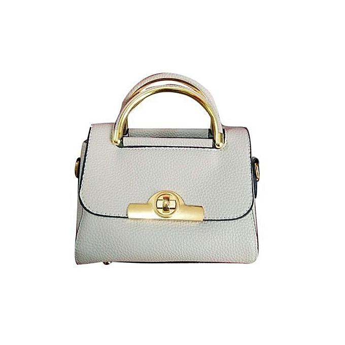 69676e905926 ... bluerdream-Fashion Women New Summer Handbag Shoulder Bag Messenger Bag  Ladies Bag GY-Gray