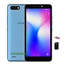 Pop 2 - 5.5 - [8GB+1GB] 4000mAh Battery - 8MP Front Camera - City Blue + Free Protective Case
