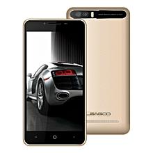 "P1 Pro - 5.0"" - 16GB - 2GB RAM - 13MP Camera - 4G - Dual SIM - Gold"