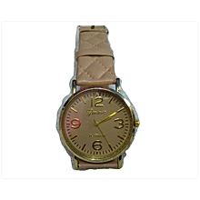 Geneva Watch - Beige