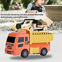 1pc Mini Car Model Toy Sensor Truck Early Learning Preschool Funny Toys Kids Gift