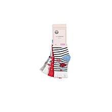 Girl Multicolour Socks Set