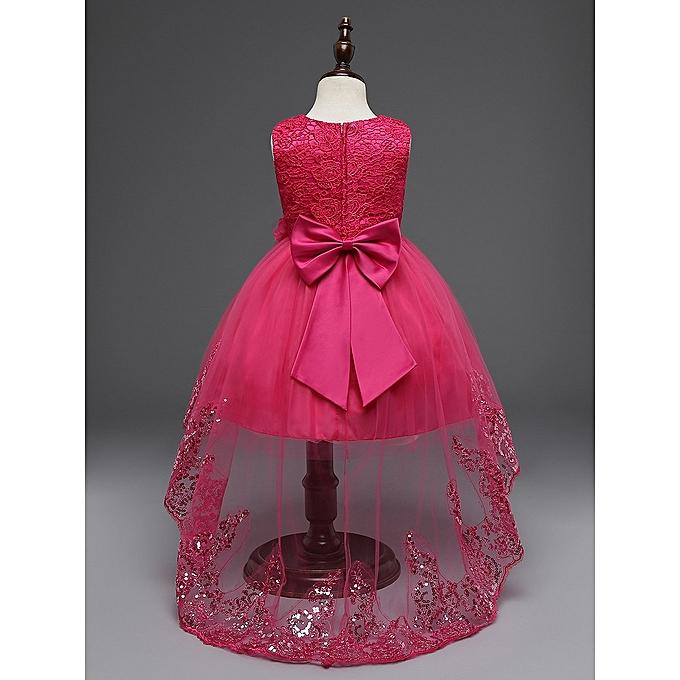 Buy Fashion Baby Girl Dress Children Kids Dresses For Girls 2 3 4 5 ...