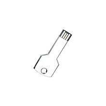 4G USB 2.0 Metal Key Shape Flash Memory Drive U-Disk