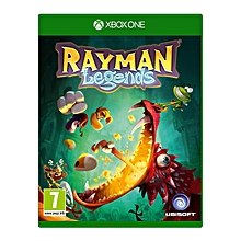 XBOX 1 Game Rayman Legends