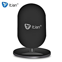 Itian M8 - 10W Qi Wireless Charging Pad Stand With Dual Coil