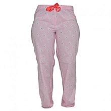 Pink Floral  Women's Pajamas