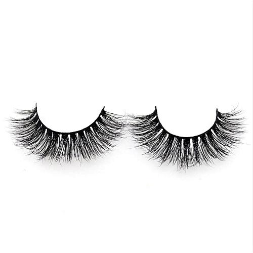 67acabf5518 Eyelashes 3D Mink Eyelashes Crossing Mink Lashes Hand Made Full Strip Eye  Lashes 34 Styles cilios