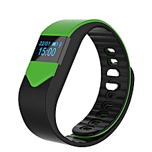 M3S - Smart Wristband Bracelet Watch Anti-lost - Green
