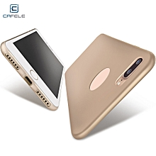Touch Series Case Protective TPU Skin For IPhone 7 Plus - Golden